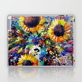 Sunshine and Splendour Laptop & iPad Skin