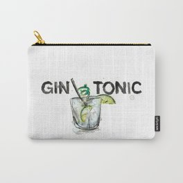 Favourite Things - Gin and Tonic Carry-All Pouch