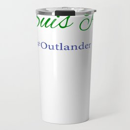 Je Suis Prest #Outlander Travel Mug