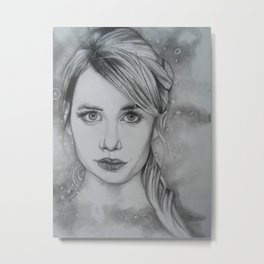 Emma Metal Print
