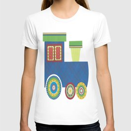 Kids Train Engine T-shirt