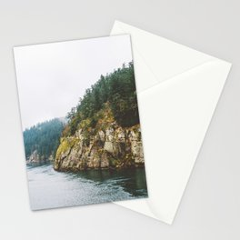 Ferry to Victoria, BC Stationery Cards