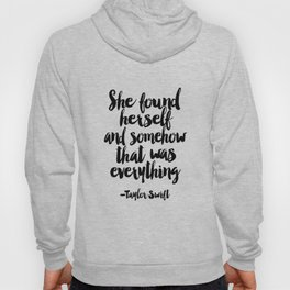 Quote,Swift Quote,Typography Print,Pardon My French,Inspirational Quote,Wall Art,Girls Room Hoody