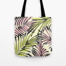 TROPICAL PRINT Tote Bag