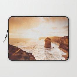 sunset at the twelve apostles Laptop Sleeve