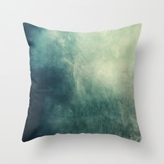 Mystical Roots Throw Pillow