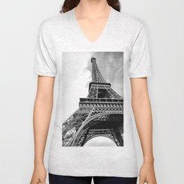 Paris Tour Eiffel Unisex V-Neck