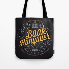 Book hangover Tote Bag