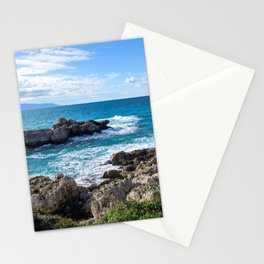 Sicilian scenery Stationery Cards