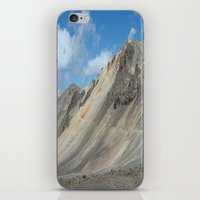 engineer iPhone & iPod Skins featuring Engineer Pass by JSwartzArt