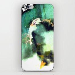 the model iPhone Skin