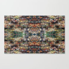 UNTITLED ⁜ ALIGNED #1519 Canvas Print