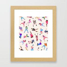 SORRY - pop culture x design Framed Art Print