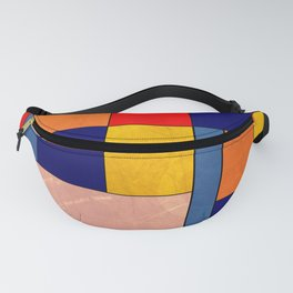 Abstract #340 Fanny Pack