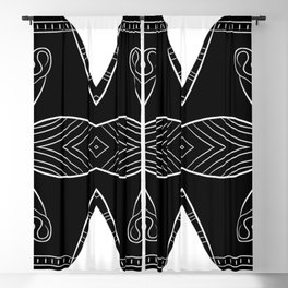 Great Sphinx of Giza Memphis Ancient Egypt deities Anubis Blackout Curtain
