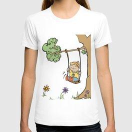 Swing. T-shirt