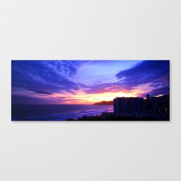 Acapulco Afternoon Canvas Print