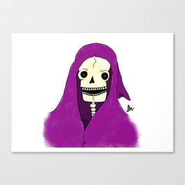 Spooks Canvas Print