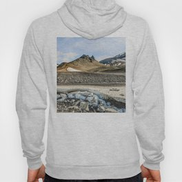 "Extrusion ""Camel"" at the foot of the Avachinsky volcano Hoody"