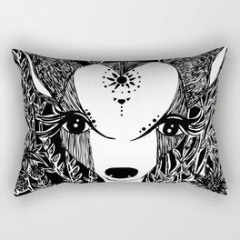 Dear Deer Rectangular Pillow