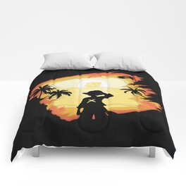 The Pirate King Comforters