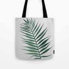 Watrcolor Palm Leaf Tote Bag