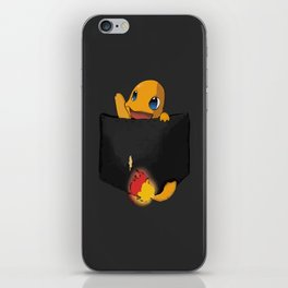 Charman In The Pocket iPhone Skin