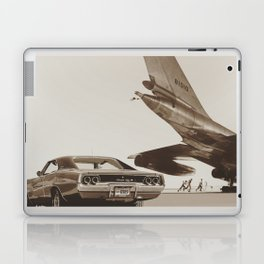 1968 Dodge Charger R/T - Hot Rods Laptop & iPad Skin