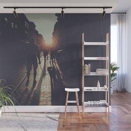 City light photography #city #photo Wall Mural