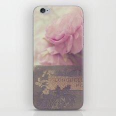 Longfellow iPhone & iPod Skin