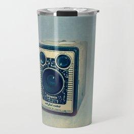 Kodak Brownie Blues Travel Mug