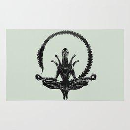 Meditation Alien Rug