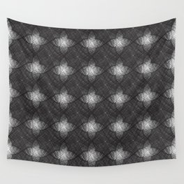 Spirograph Pattern Wall Tapestry