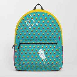 014 OWLY space travel Backpack