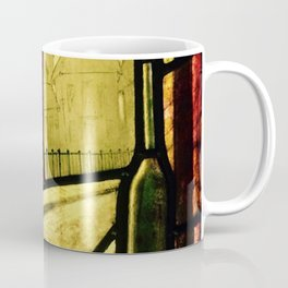 Lamplight Street Coffee Mug