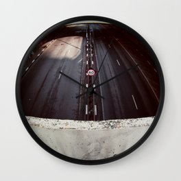 60km/h Wall Clock