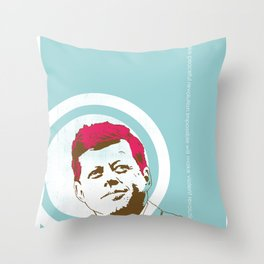 Cause & Effect Throw Pillow