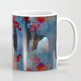Abstract three women Coffee Mug