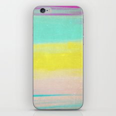 Skies The Limit II iPhone & iPod Skin