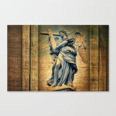 Angel I Canvas Print