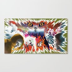 Hausu Tribute (Complete) Canvas Print