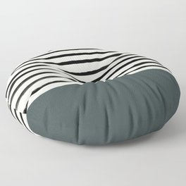 Juniper x Stripes Floor Pillow