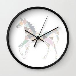 Be a Unicorn Wall Clock