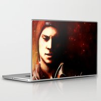 infamous Laptop & iPad Skins featuring InFAMOUS: Second Son by Kate Dunn