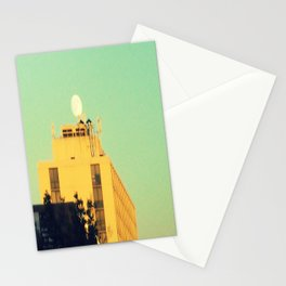 Moon Over Morse Avenue Stationery Cards