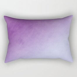 Chérissent Gradient in HUES of PURPLE Home Decor Rectangular Pillow