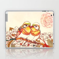 Lovebirds Laptop & iPad Skin