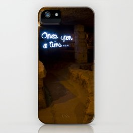 Once Upon a Time… iPhone Case