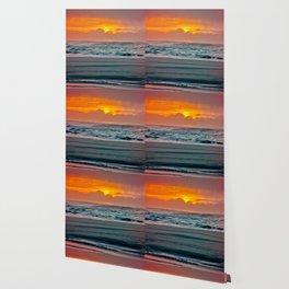 Ocean Sunset - Pacific Coast Highway 101 Wallpaper