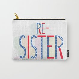 ReSISTER Carry-All Pouch